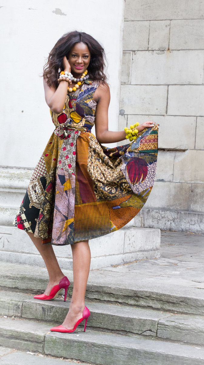 Sosome: Nia princess African print gown Feel like a princess in this Sosome High fashion women Ankara African strapless bandeau mixed Sassa print dress. Let's step into high fashion with this strapless ankara dress. This creation features colorful African prints and a killer flare that will flow perfectly as you walk. Think about that next gathering or party that you will be invited to…
