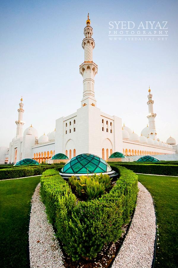Sheikh Zayed Grand Mosque Abu Dhabi - UAE