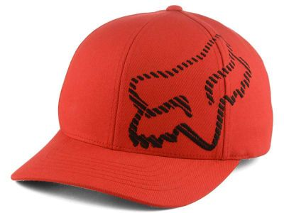 Fox Racing Cracked Flexfit Cap