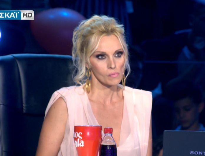 X Factor: Άστραψε και βρόντηξε η Πέγκυ Ζήνα! Η ενόχλησή της με τους υπόλοιπους κριτές…
