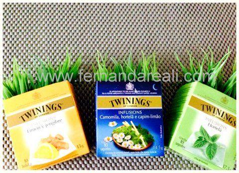 Twinings Tea. #DIY #Reuse Minha cozinha - Vasos com Caixas de Chá - Fernanda Reali http://www.fernandareali.com/2013/11/minha-cozinha-vasos-com-caixas-de-cha.html
