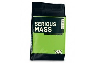 Optimum Nutrition Serious Mass 5.455kg + Free Protein Bar Price: WAS £75.99 NOW £53.99