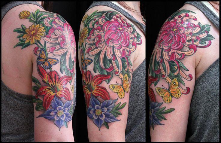 Kim Saigh | Memoir Tattoo