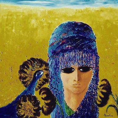 #beautiful #Anatolia (The source of inspiration from Anatolia : Fikret Otyam) Anadolu'dan İlham kaynakları : Anadolu kadınlarını masalsı bir dille resmeden sanatçımız Fikret Otyam'ı kaybetmenin üzüntüsünü yaşıyoruz... #anatoliangirls #fikretotyam #turkishpainter #art
