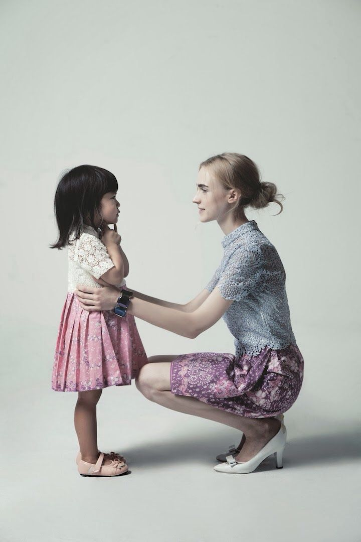 Namayinda Collection. It will be me and my lil kid ;)