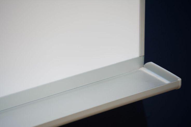 Egan Full Length Aluminum Marker Tray