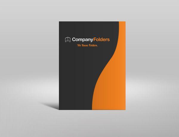 Best Presentation Folder Designs Images On Pinterest Folder - Fresh presentation folder template psd design