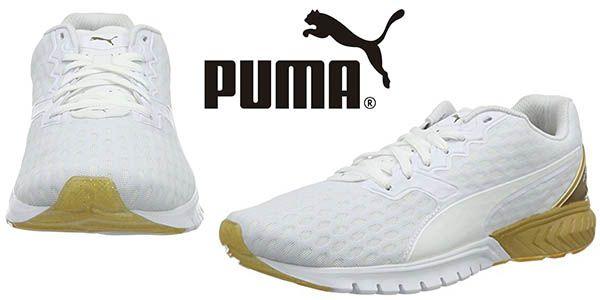 ¡OFERTÓN! Zapatillas deportivas Puma Ignite Dual para mujer desde 37,65€ ¡Envío gratis!  ¿Buscas zapatillas deportivas baratas? Consigue aquí las Puma Ignite Dual Si estás pensando en empezar a correr y necesitas comprar unas zapatillas sin gastarte un dineral pon atención a lo que hemos encontrando navegando por Amazon. Son unas deportivas con una estupenda...
