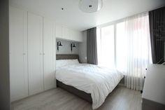 이촌동 강촌 아파트 : dall & style의 침실