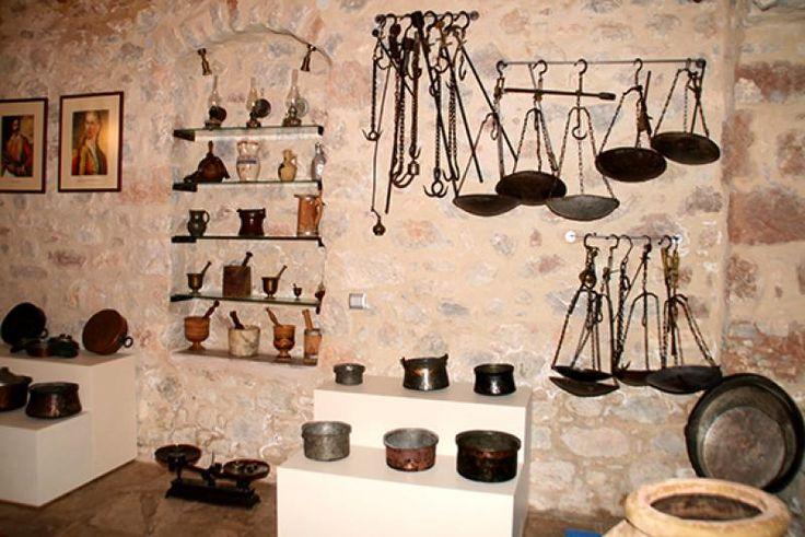 Λαογραφικό Μουσείο στην Κίττα της Μέσα Μάνης του Γιώργου Μουρκογιαννη