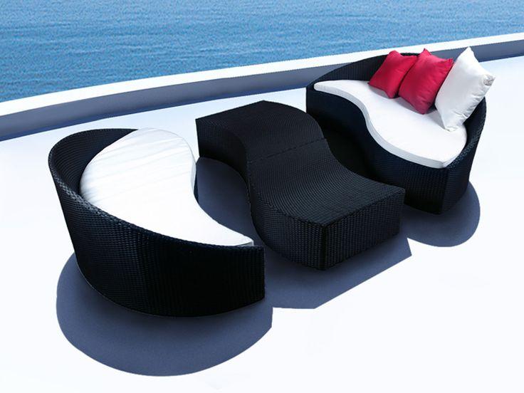 Rattan lounge halbrund  Balance Sofa Set | cool | Pinterest | Balanced life