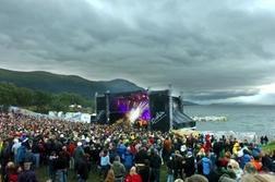 Telegrafbukta, Tromsø 2011     Den råeste plassen i Norge å arrangere en rockefestival på! ELSK!