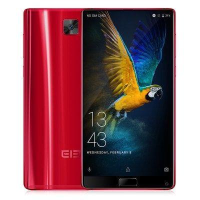 Elephone S8 64GB ROM 4GB RAM 4G Phablet – RED