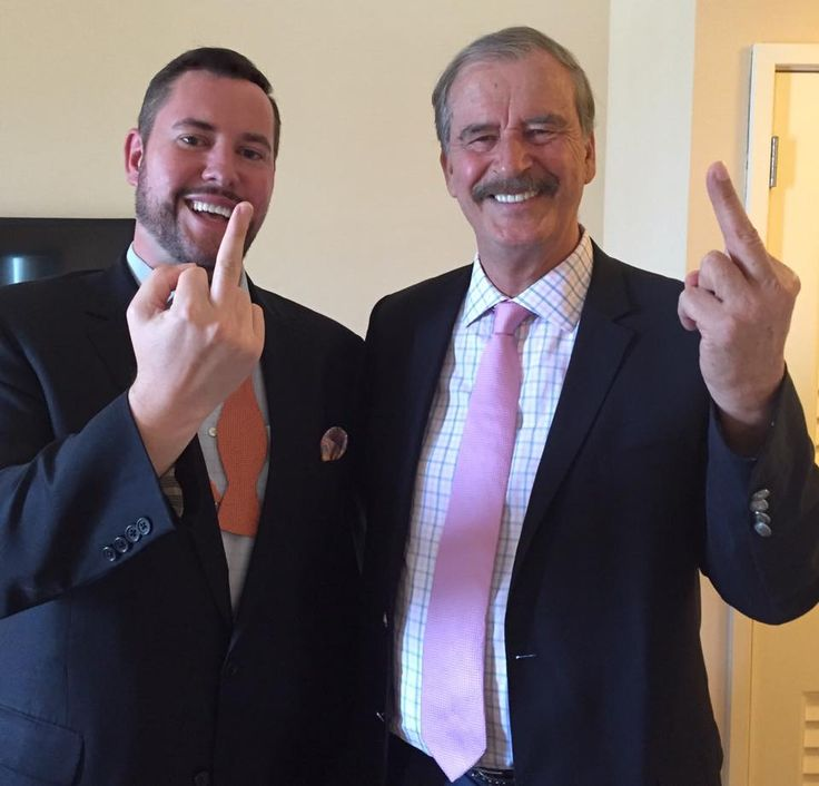 Vicente Fox & Ben Mathis have a message for Donald Trump. Listen to a preview of his most controversial interview yet, recorded just one day before his apology to Trump aired on Breitbart. https://itun.es/i6Yc87N.