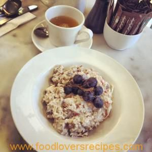 Bircher Muesli Top 5 In London Including Raw Fancy And Other Fantastic Healthy Breakfast Ideas The Capital