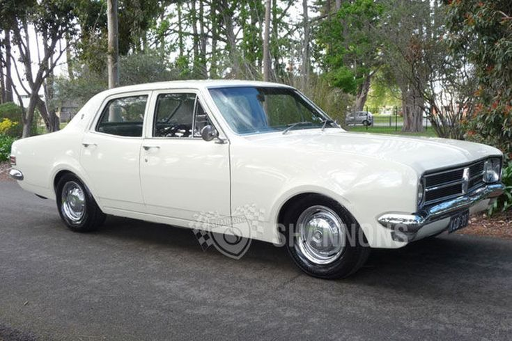 Sold: Holden HK Kingswood 307 Sedan Auctions - Lot 42 - Shannons