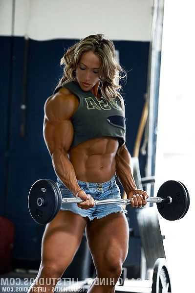 Sexy Muscled Women 97
