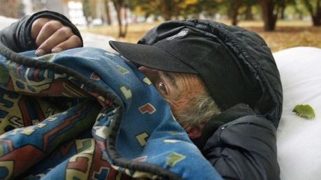 30,000 Canadians are homeless every night