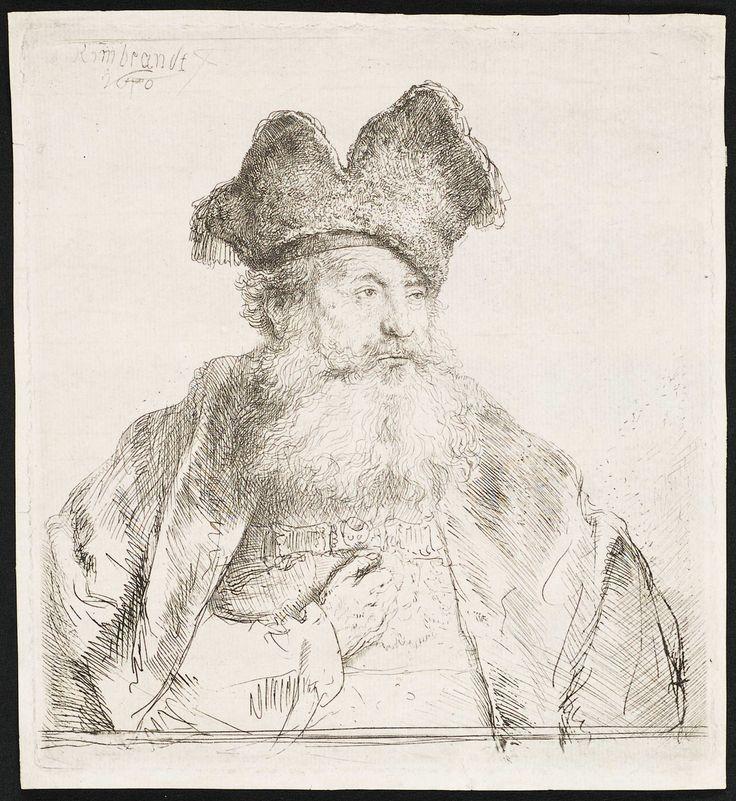 An original Rembrandt Van Rijn Etching for sale at Christopher-Clark Fine Art.