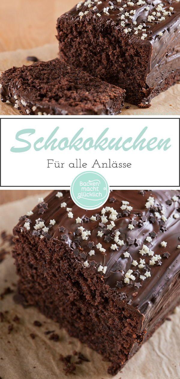 Der Beste Schokoladenkuchen Rezept Geburtstagskuchen Rezepte