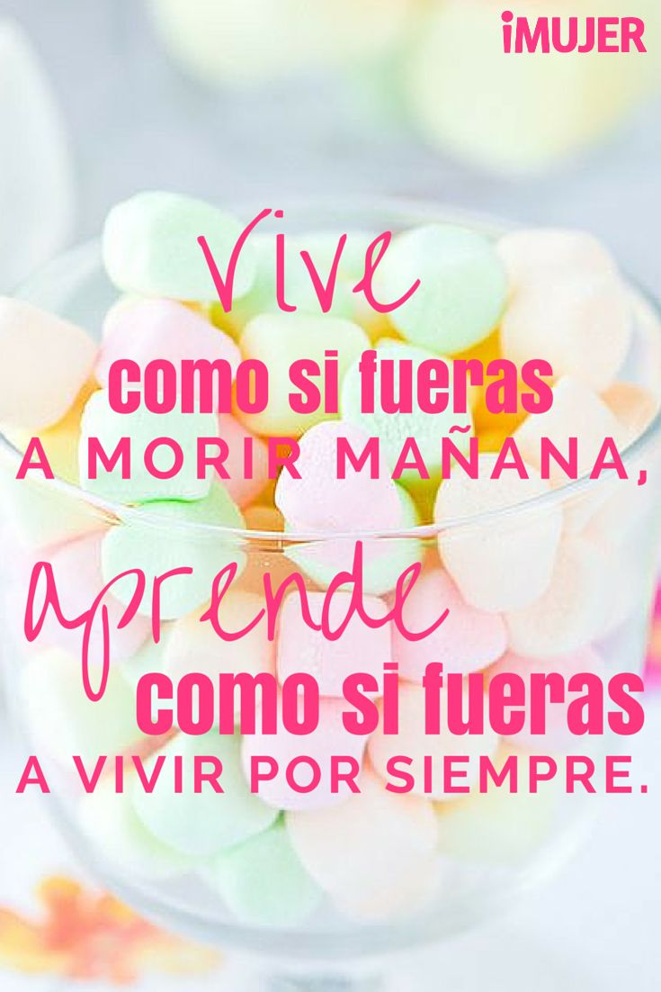 ¡Vive y aprende! #Frases