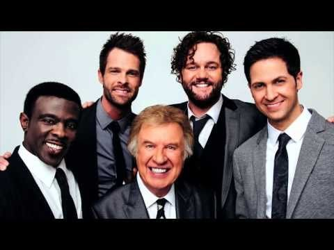 "Meet the New Gaither Vocal Band, now with Adam Crabb.  At almost 78 years of age, Bill says, ""The message of hope is still the same."""