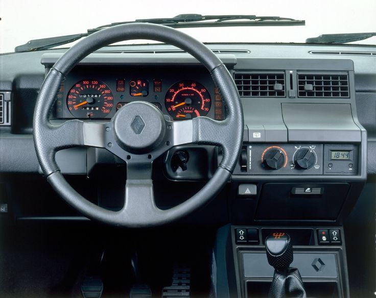 Renault 5GT Turbo