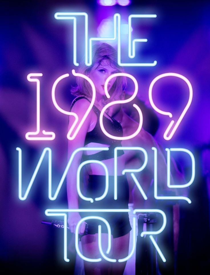 The 1989 World Tour most Perfect Pin!