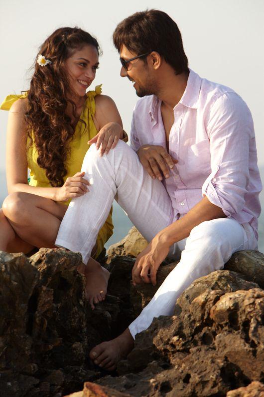 Aditi Rao and Randeep Hooda