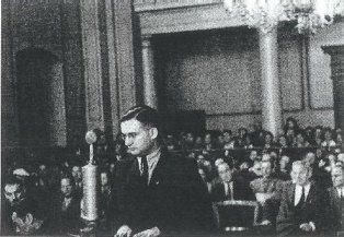 Trial of Amon Goeth Part 1! - www.HolocaustResearchProject.org