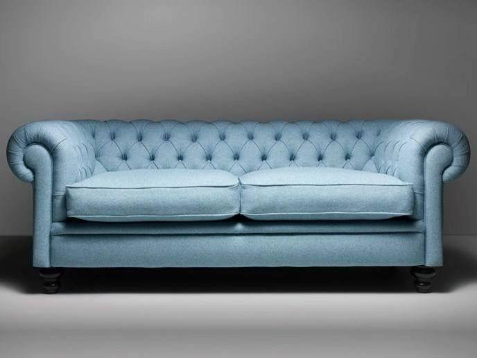 Turqueza, Azul, Light Blue, Sofa, tourquoise