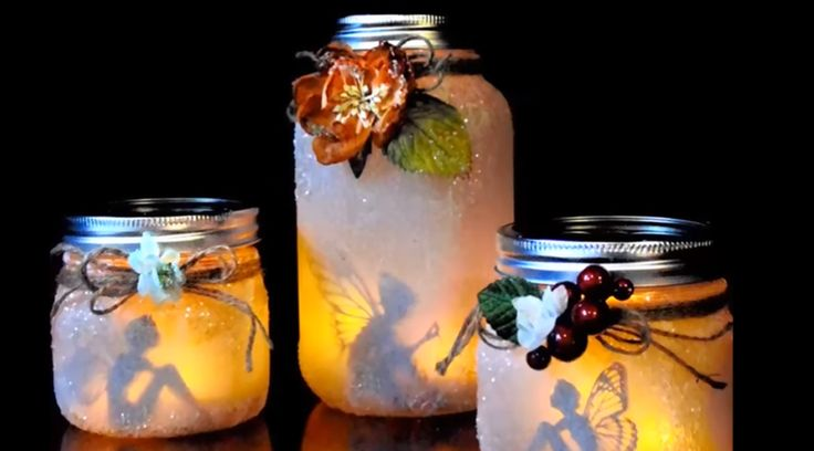 In this video, you will learn how to make an adorable fairly lantern for your child's nightlight or to use in the decor for your home. There is something so magical and whimsical about fairies and this project makes it look as if you have caught one in a jar. For this project, you will …