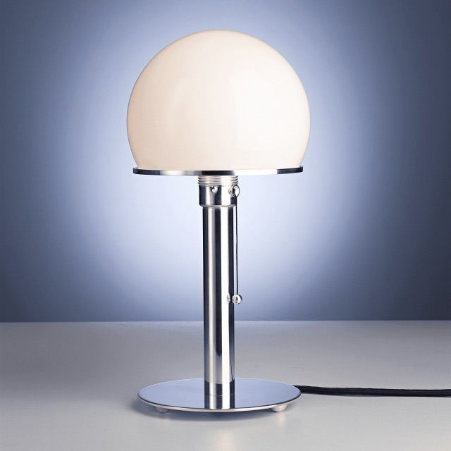 Wagenfeld Lamp Table Lamp Designed By Wilhelm Wagenfeld In 1923 Table Lamp Design Lamp Table Lamp