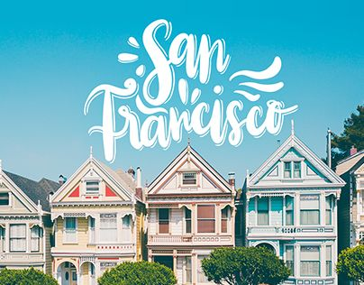 "Check out new work on my @Behance portfolio: ""San Francisco Lettering Design"" http://be.net/gallery/57886777/San-Francisco-Lettering-Design"