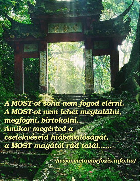 .... itt és MOST... http://www.metamorfozis.info.hu/gondolkodasmod/a-most-vagy-soha/