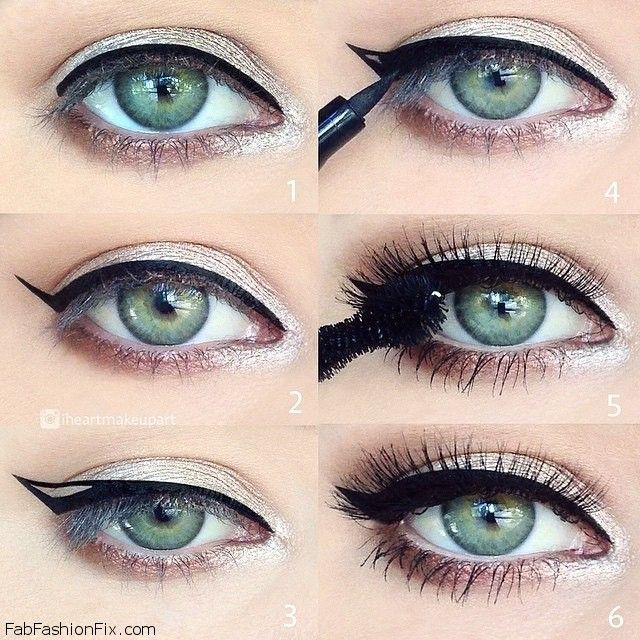 Beauty: How to create the perfect cat eye make-up look?