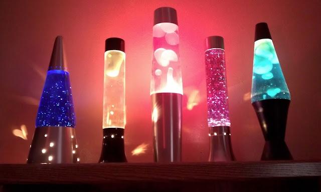 Lava lamp - 50 years