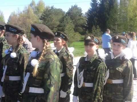 """Ершов Даниил """"Спасибо вам за Победу!"""" г. Усть-Каменогорск"""