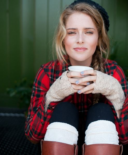 cozy: Fashion, Style, Winter Outfit, Fall Outfit, Flannel, Fall Winter