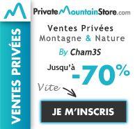 Panier Matériel de montagne, Cham3S Chamonix – Vente ski, alpinisme, escalade, trail running