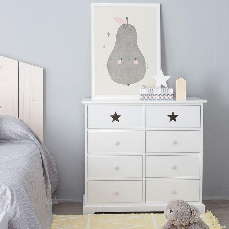 M s de 25 ideas incre bles sobre comoda infantil en - Comodas para habitacion ...