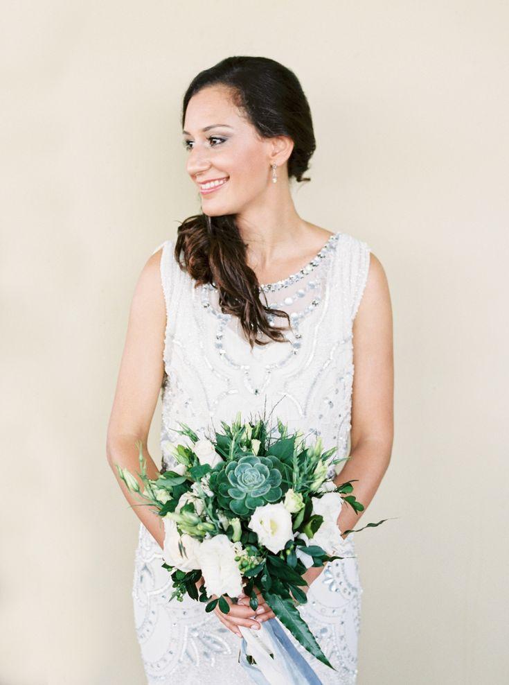Maria + Ajlan \\ Romantic, Organic Honduras Destination Wedding » Lauren Fair Photography