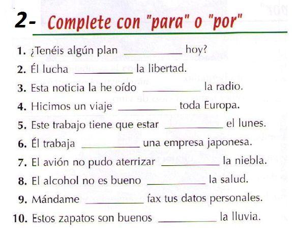hola in spanish writing activities