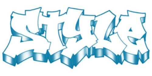Graffiti Tattoo Images & Designs