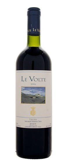 Tenuta dell'Ornellaia, Bolgheri -  Le Volte 2010 (Merlot, Sangiovese, Cabernet Sauvignon) #toscana
