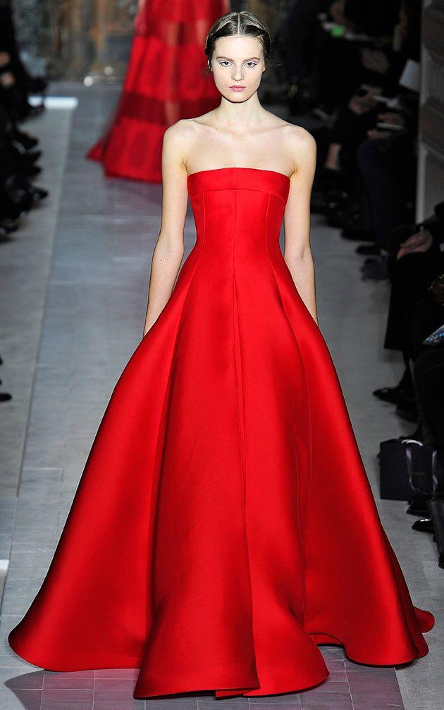 E a gente queria muito que ela fosse com esse vermelho Valentino incrível no Oscar!