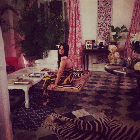 Chic in Cartagena #auora #home #love #chic #fashion #design #prints