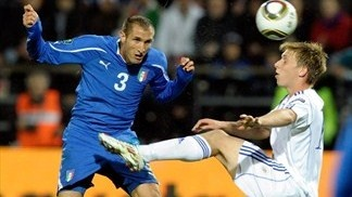 Italy in the 2012 Euro Cup: The Euro Cup is held every four years, opposite the world cup (which will be held again in Brazil in 2014). This year it will be hosted by Poland and Ukraine, and the first match will take place on June 8th (Italy's first match will be the 10th). The Italians are matched up in their first game against fellow powerhouse, Spain, in a game that pits the last two World Cup winners against each other. Also in the group, is the Republic of Ireland and Croatia.