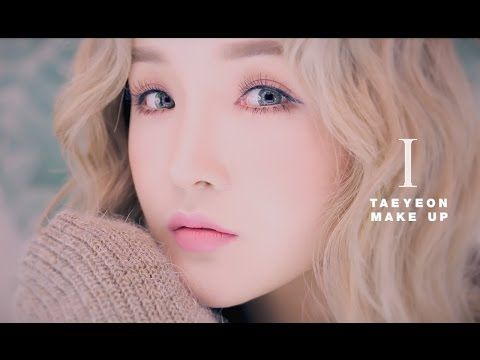 japanese hair styles k pop taeyeon s makeup from i m v l lamuqe 4731