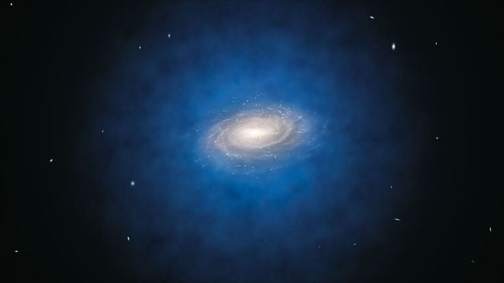 Star study suggests our cosmic neighborhood may be lacking invisible matter.Milkyway